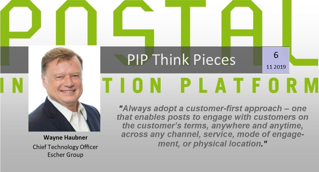 Elevating the Customer Experience - Think Piece #6, Wayne Haubner