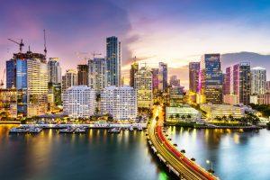 Miami Skyline WMX America 2020 Escher