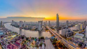World Mail Express - APPU - Bangkok Escher