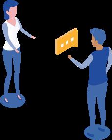 Customer communication